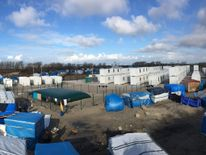 Calais authorities want people to move to a new site