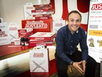 Just Eat's David Buttress