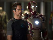 Ironman 3 star Robert Downey Jr