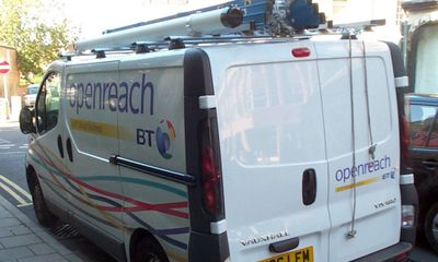 Britain's BT given break-up warning over Openreach performance