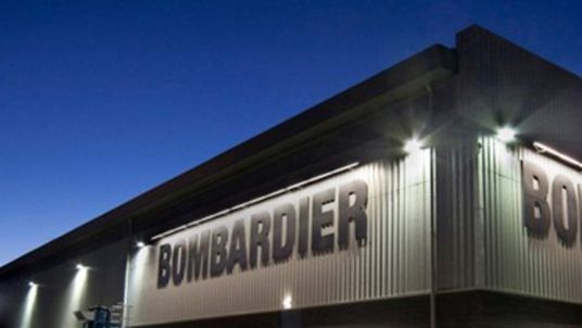 Bombardier Website