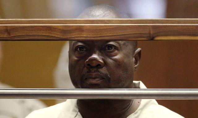 'Grim Sleeper' killer sentenced to death for LA murders