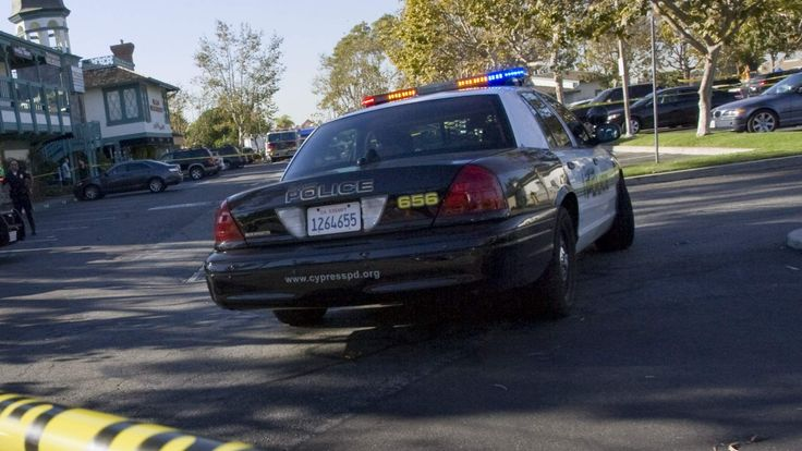 US Crime Scene