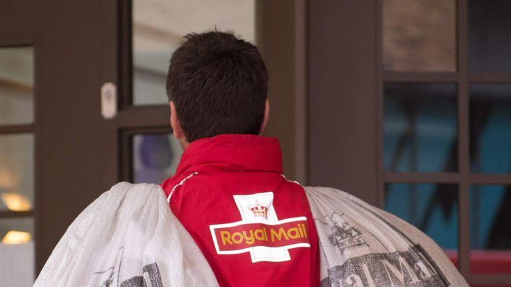 Royal Mail privatisation