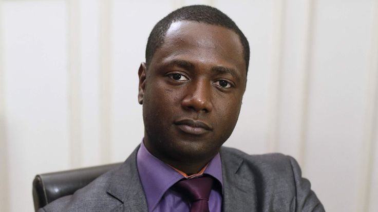 Souleymane Sylla, the man who was denied access to a Metro train by a group of Chelsea fans on their way to the Champions League tie with Paris Saint-Germain.