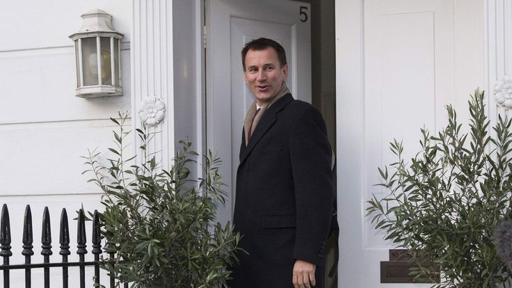Jeremy Hunt To Impose New Contract On Junior Doctors