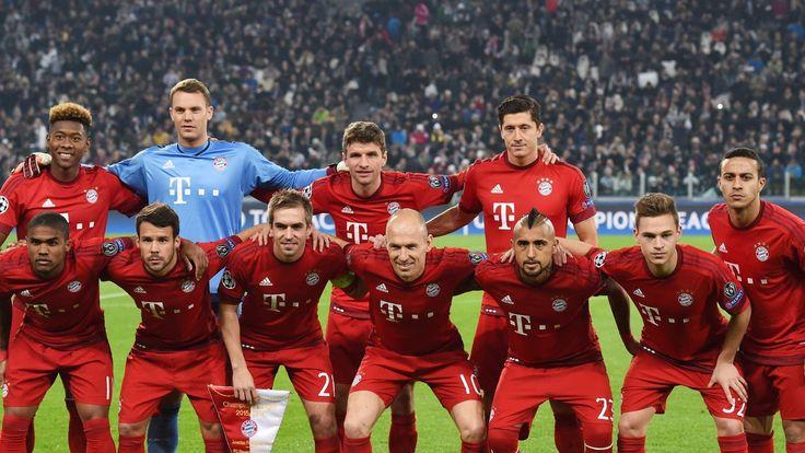 FC Bayern Munich v Juventus - UEFA Champions League Round of 16