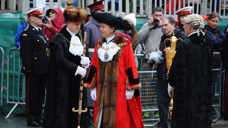 The Lord Mayor's Show Celebrates 800 years