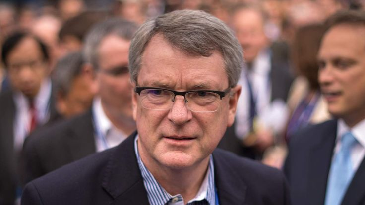 Former election strategist for the Conservative party Lynton Crosby.