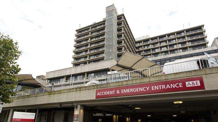 Royal Free Hospital, Hampstead, London