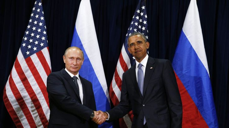 U.S. President Obama meets with Russian President Putin during the 70th session of the United Nations General Assembly at the U.N. Headquarters in New York