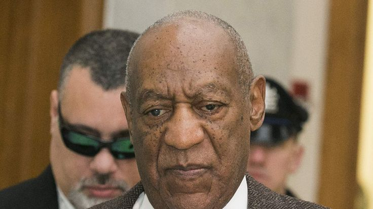 Actor and comedian Bill Cosby arrives for the second day of hearings