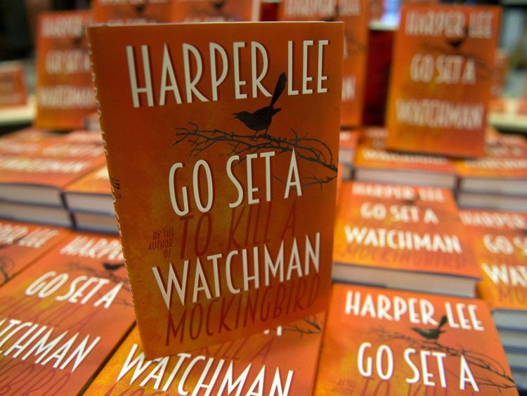 racism seen through the eyes of a child in the novel to kill a mockingbird written by harper lee Watch harper lee, author of 'to kill a mockingbird,' dead at 89 through the uncorrupted eyes of a child, she showed us the beautiful complexity of our common humanity the story is even heading to broadway in a new adaptation written by aaron sorkin.