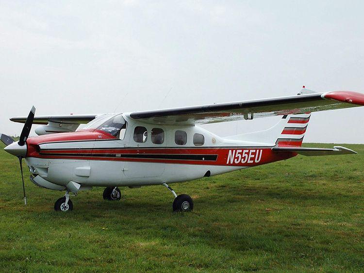 Aircraft smuggling court case