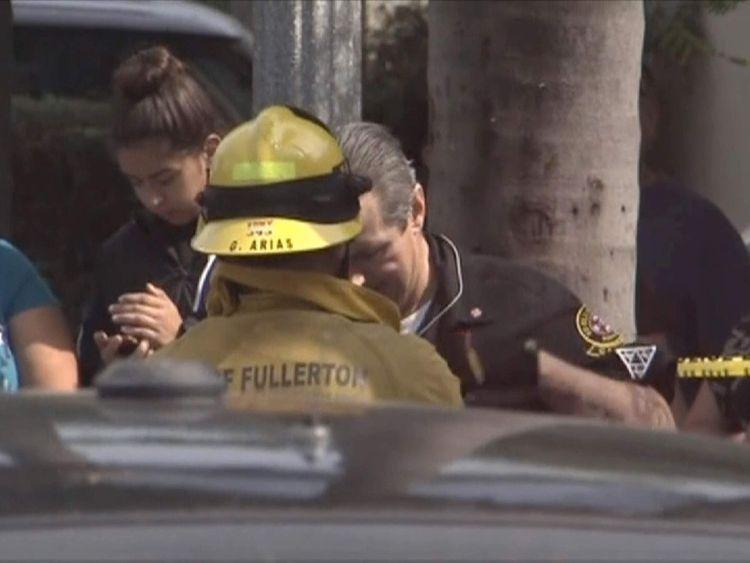 Members of Ku Klux Klan involved in brawl in Anaheim