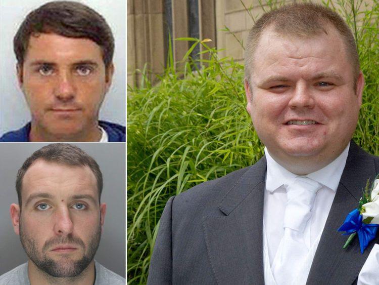 Neil Doyle, Andrew Taylor, Timmy Donovan