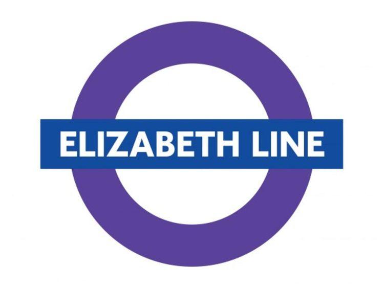 Elizabeth Line roundel. Pic: TfL