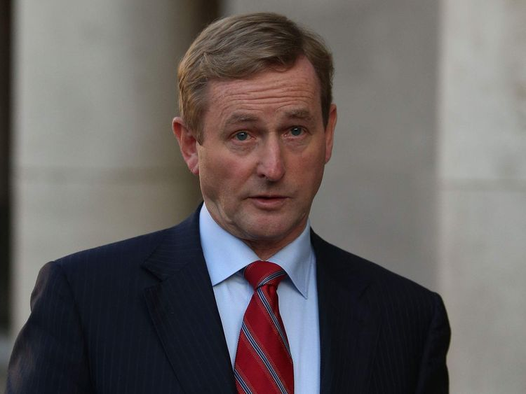 Enda Kenny After the Senate referendum