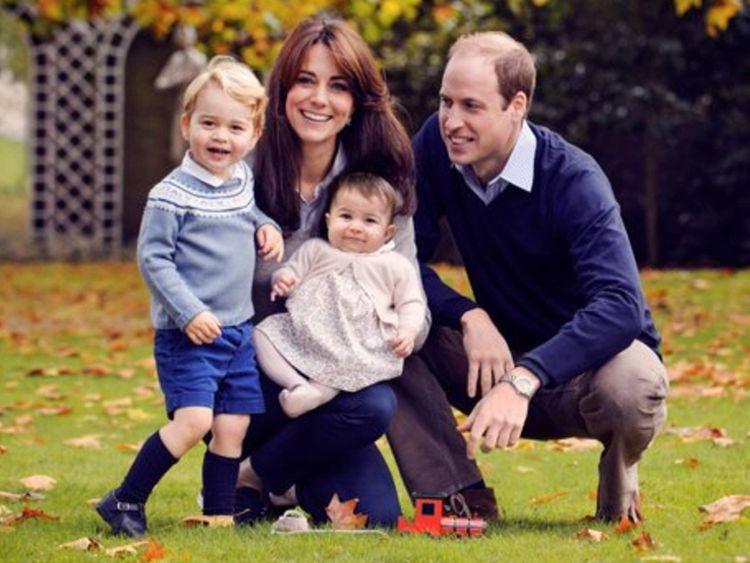 Royal Family new photo