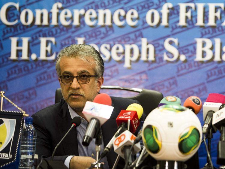 FBL-IRI-FIFA-BLATTER