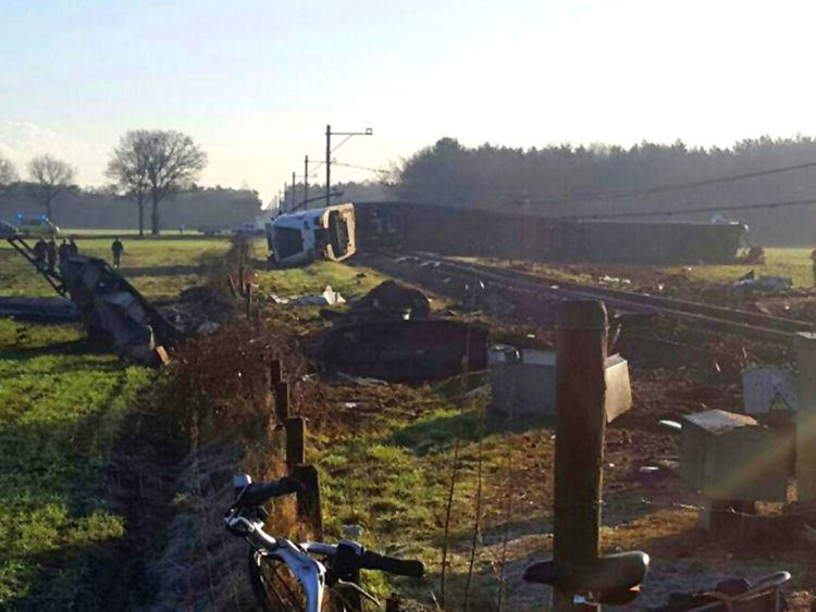 dutch train crash