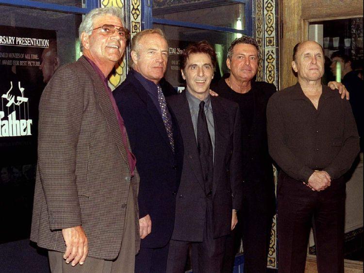 Godfather cast members