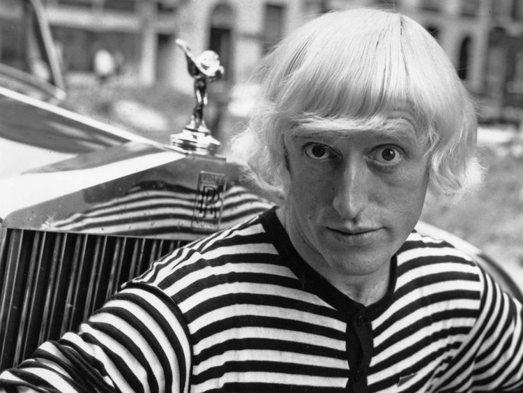 Jimmy Savile And Rolls-Royce