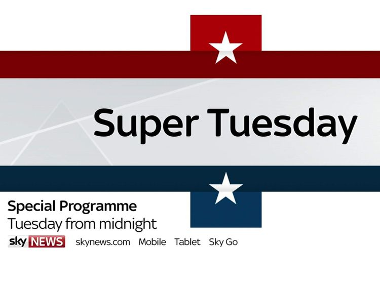 Super Tuesday promo