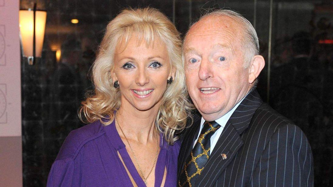 Debbie McGee and Paul Daniels