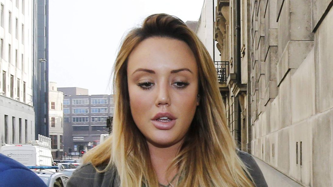 Charlotte Crosby court case