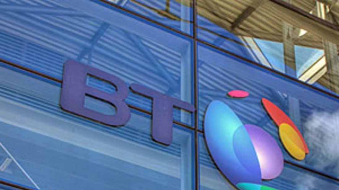BT building in Sevenoaks