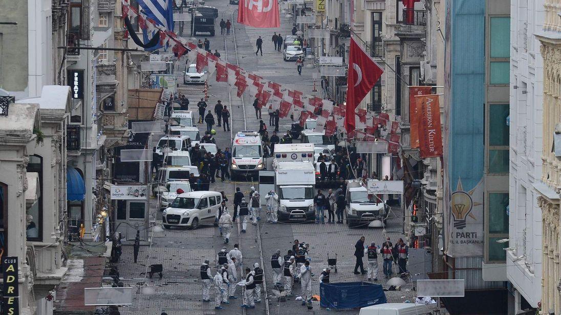 TURKEY-TERROR-ATTACK