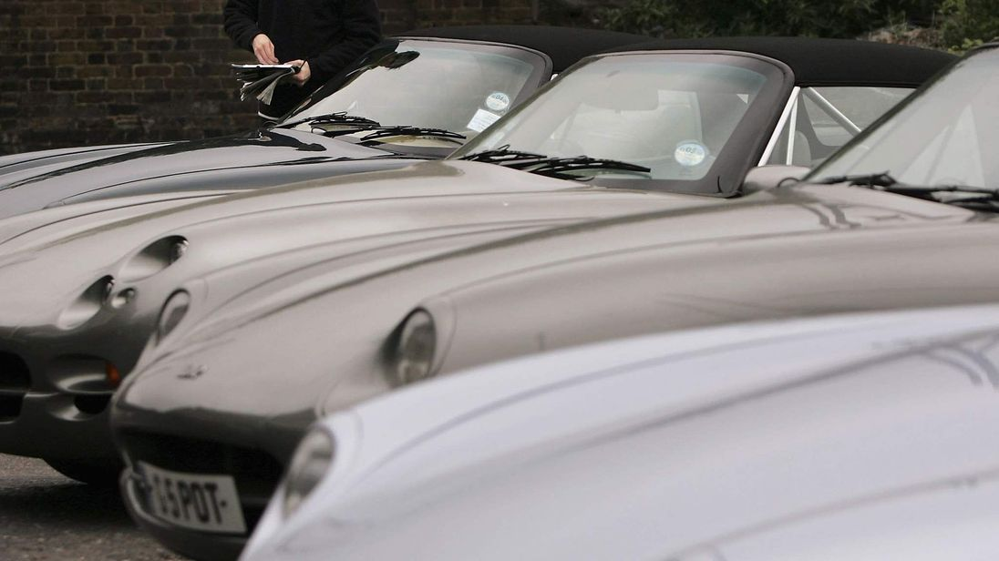 Russian Owned Company TVR Quits Blackpool Factory