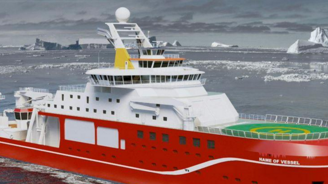 Boaty McBoatface Could Be This NERC Vessel's New Name
