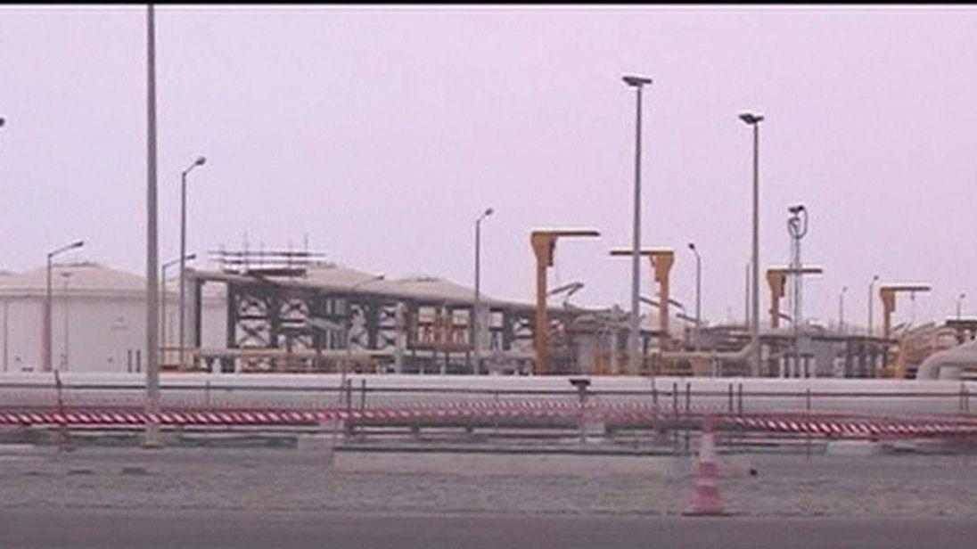 UAE oil pipeline