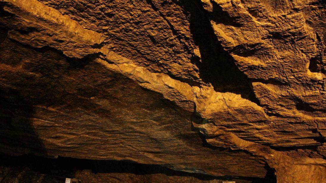 Zedekiah's Cave. Pic: Petr Broz