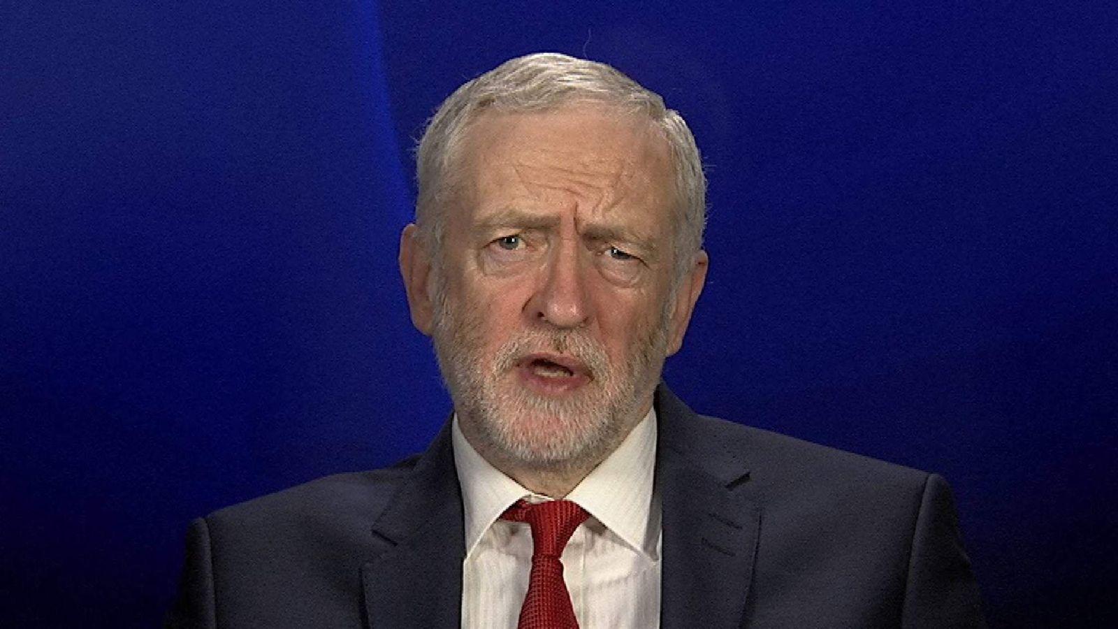 Jeremy Corbyn's Response To Ian Duncan Smith's Resignation