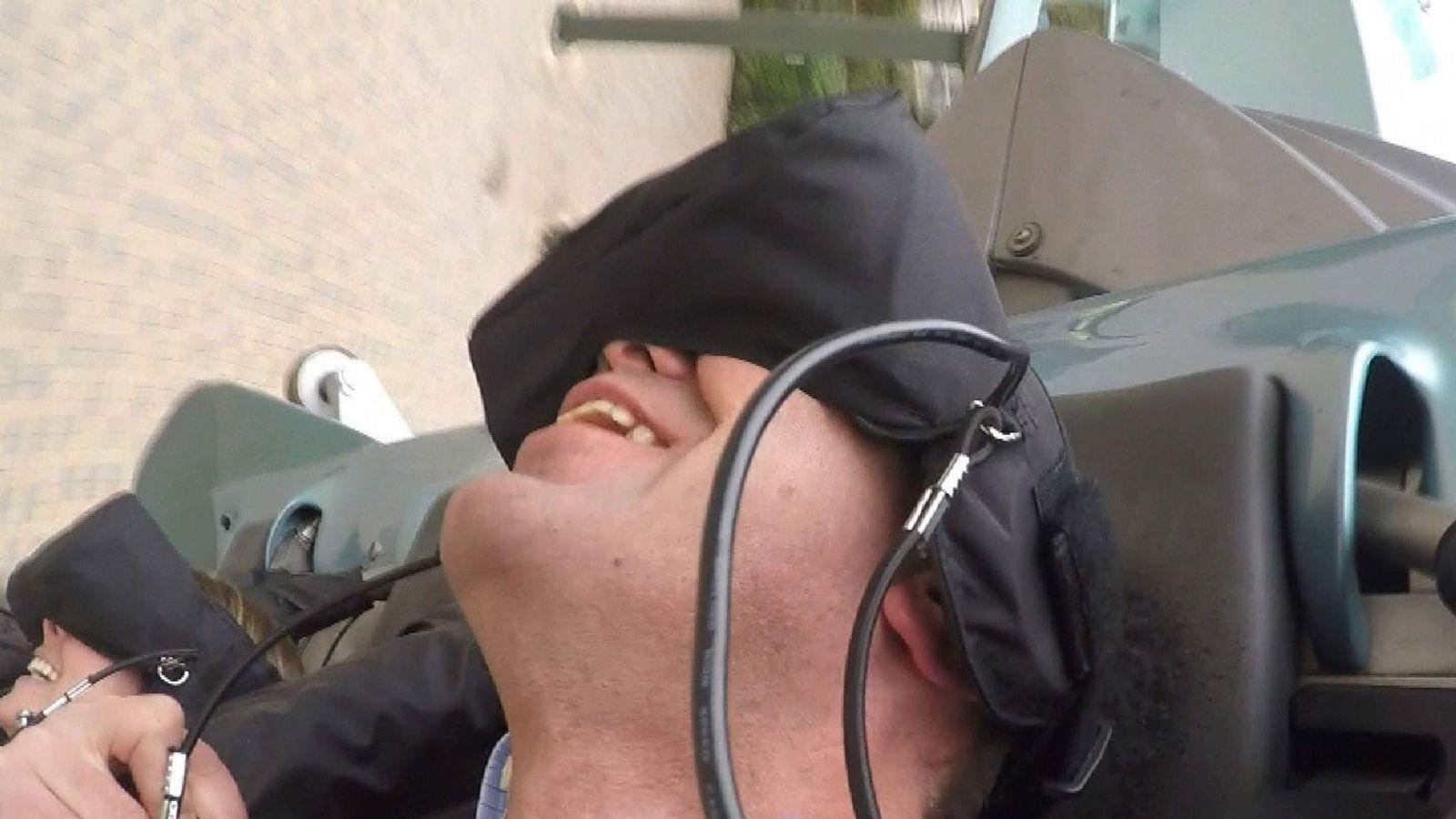 Thomas Moore on VR Ride