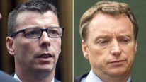 Anthony Conti and Anthony Allen, former Rabobank traders convicted of Libor rigging