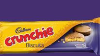 Cadbury Crunchie Biscuits