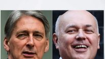 Philip Hammond and Iain Duncan Smith