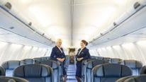 Ryanair Corporate Jet Interior