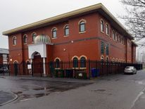 Mosque Hamza in Moss Street West, Ashton-under-Lyne.