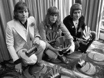Greg Lake, Keith Emerson and Carl Palmer
