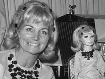 Sylvia Anderson was best known for voicing Lady Penelope.