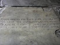Shakespeare's Tomb - CH4 Image