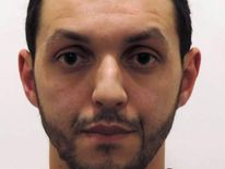 Police handout image showing Mohammed Abrini