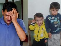 Abdullah Kurdi, 40, father of Syrian boys Aylan, three, and Galip, five