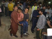 PAKISTAN-UNREST-EXPLOSION