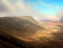 Brecon Beacons mountains